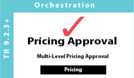 Pricing Approval