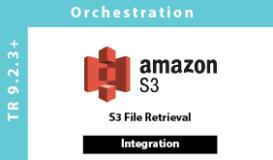 Amazon S3 File Retrieval