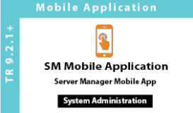 Server Manager Mobile Application